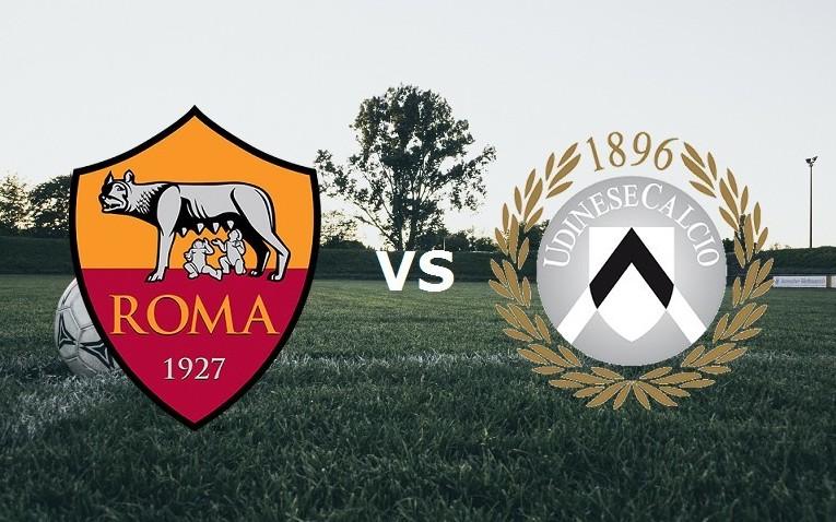 Roma Udinese streaming gratis diretta li