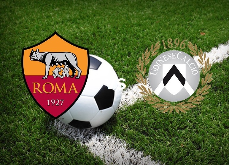 Roma Udinese streaming gratis partita se