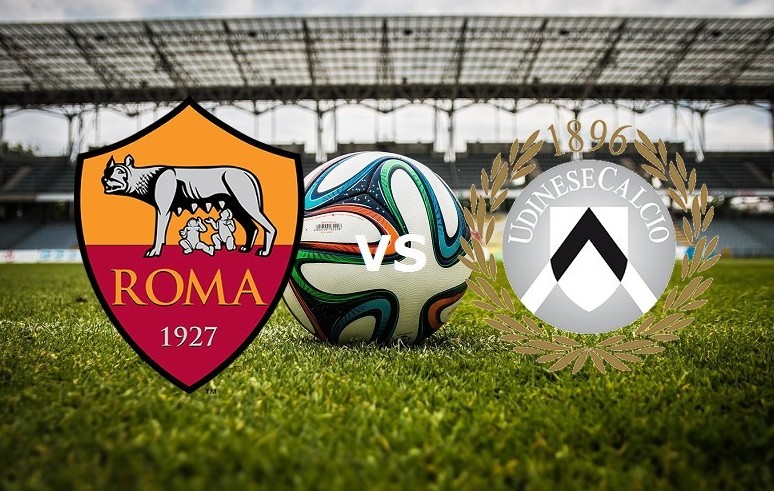 Roma Udinese streaming gratis su link, s