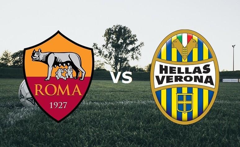 Roma Verona streaming gratis live. Veder