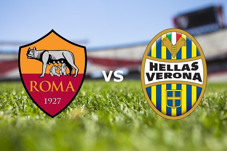 Roma Verona streaming per vedere anticip