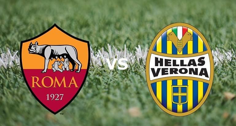 Roma Verona streaming