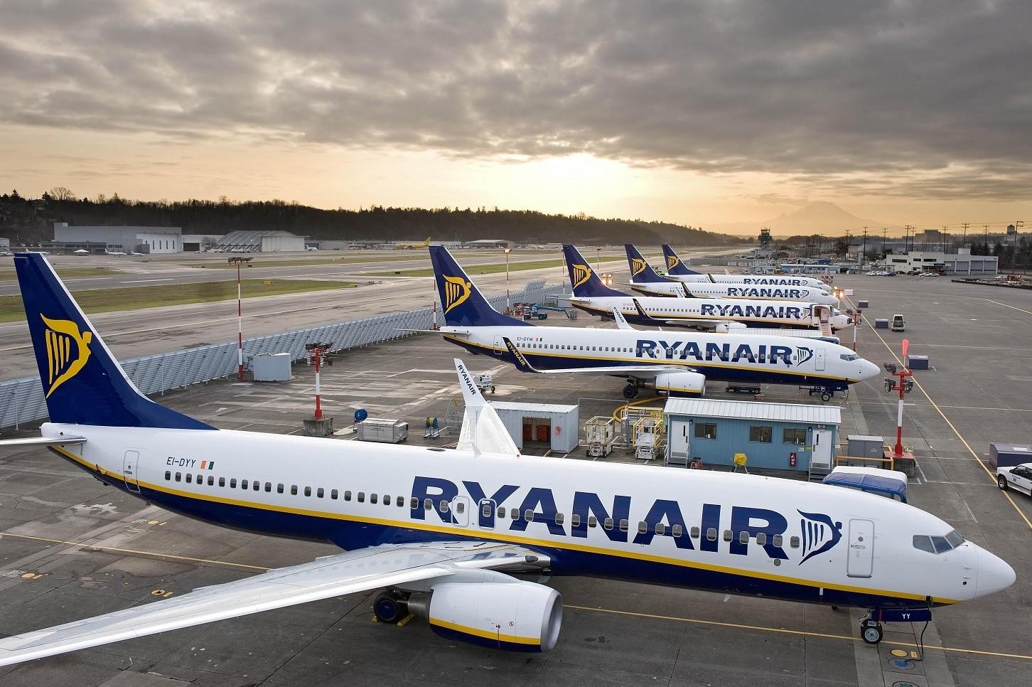 Ryanair assunzioni al via e tante ulteri