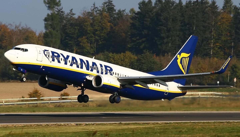 Ryanair cancella volo Treviso Palermo. F