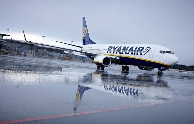 Ryanair trenta voli cancellati a causo d