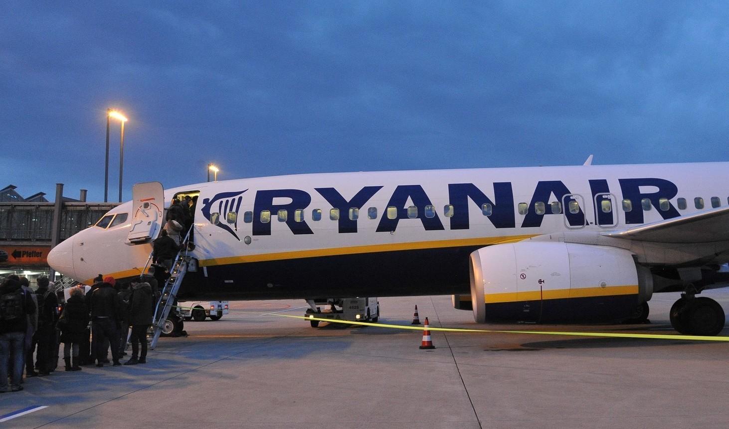 Ryanair, considerati come bestie denunci