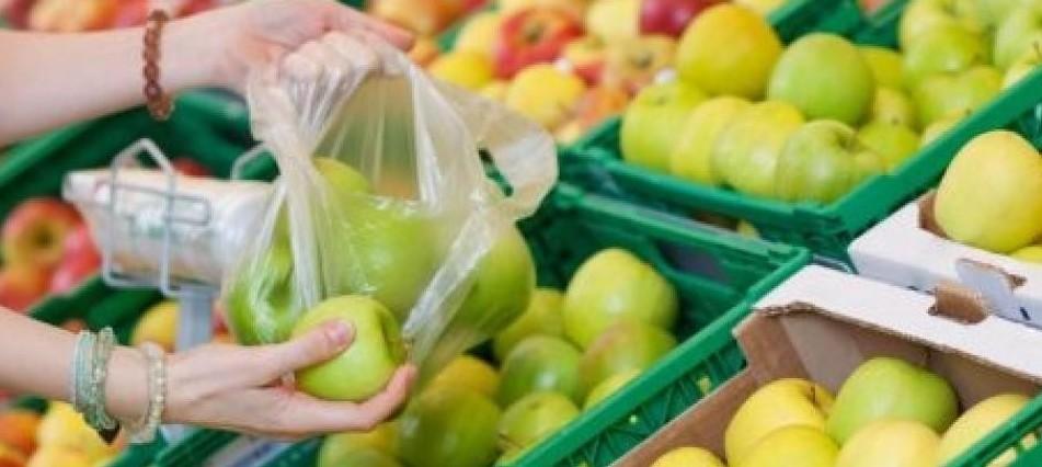 Sacchetti a pagamento frutta e verdura,