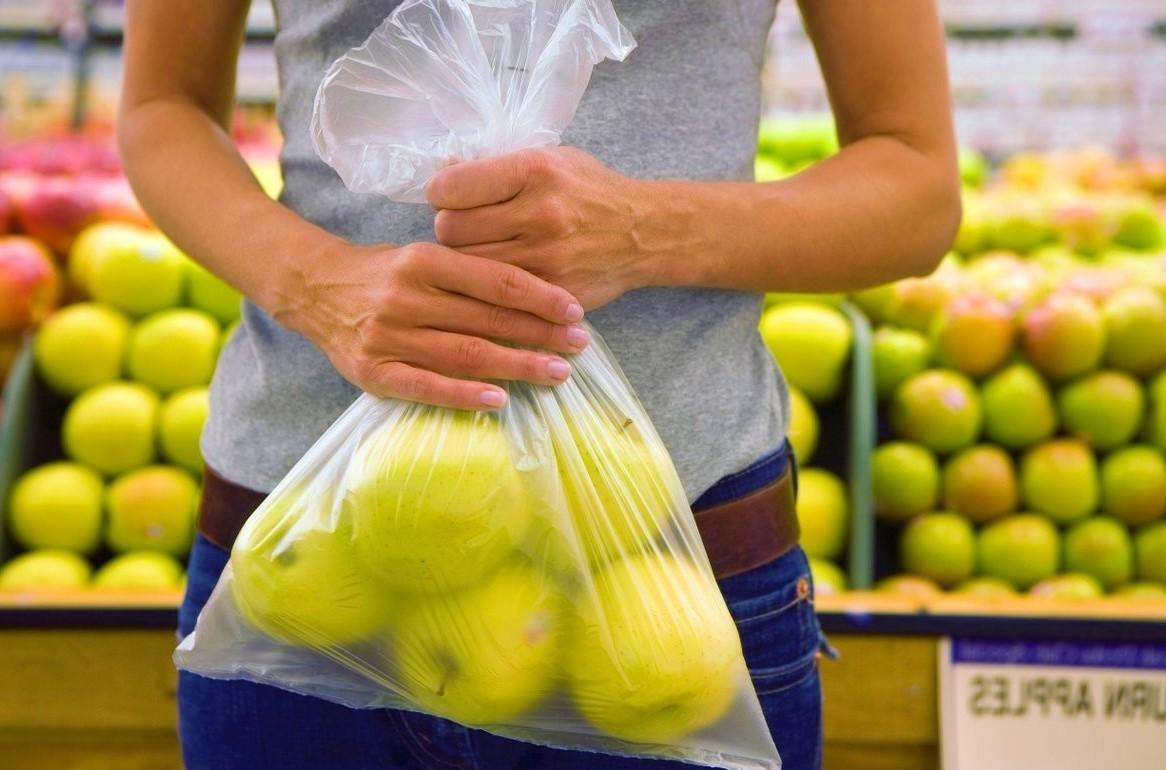 Sacchetti biodegradabili, disposizione u