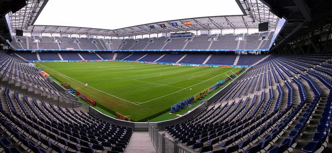 Salisburgo Lazio streaming live gratis.