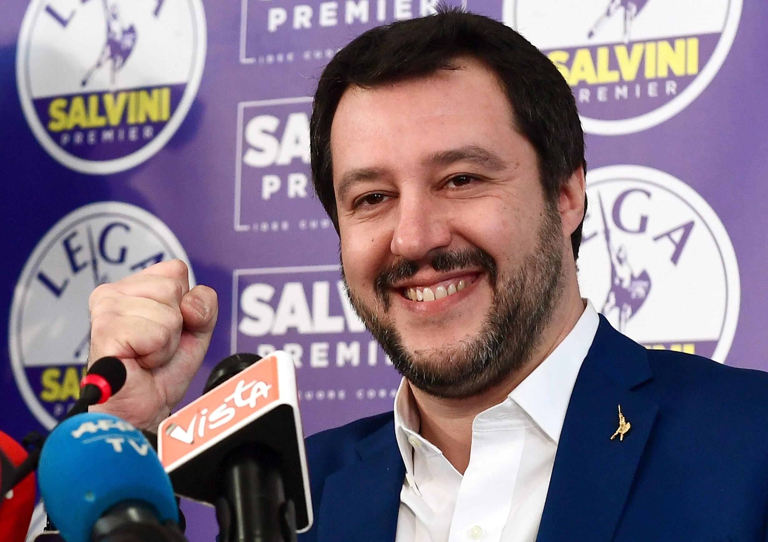 Salvini incontro Sindacati a Luglio, sno