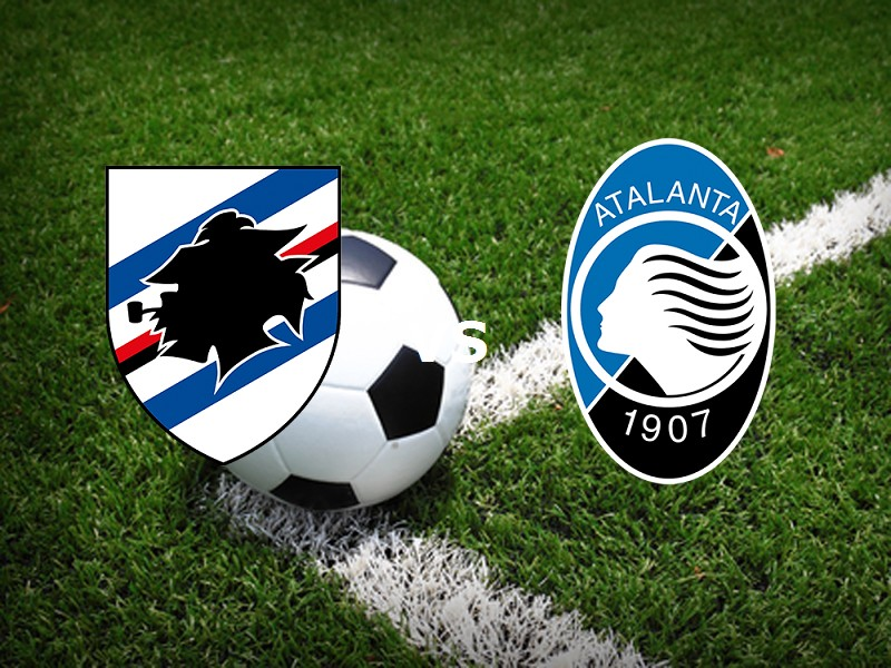 Sampdoria Atalanta streaming live gratis