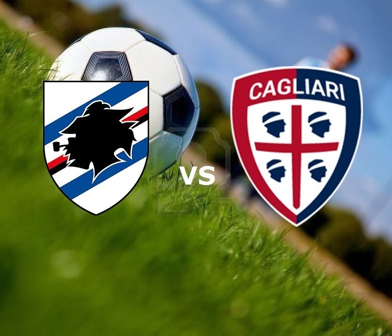 Sampdoria Cagliari streaming live gratis