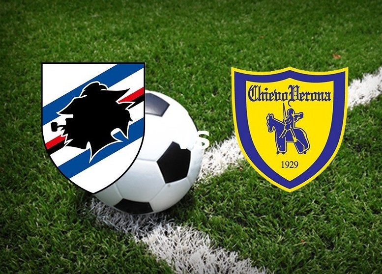 Sampdoria Chievo streaming live gratis.