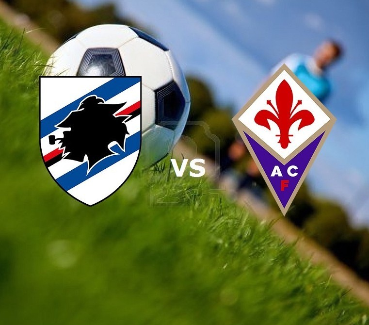 Sampdoria Fiorentina streaming gratis li