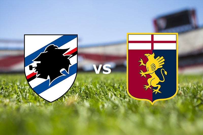 Sampdoria Genoa streaming gratis live. D