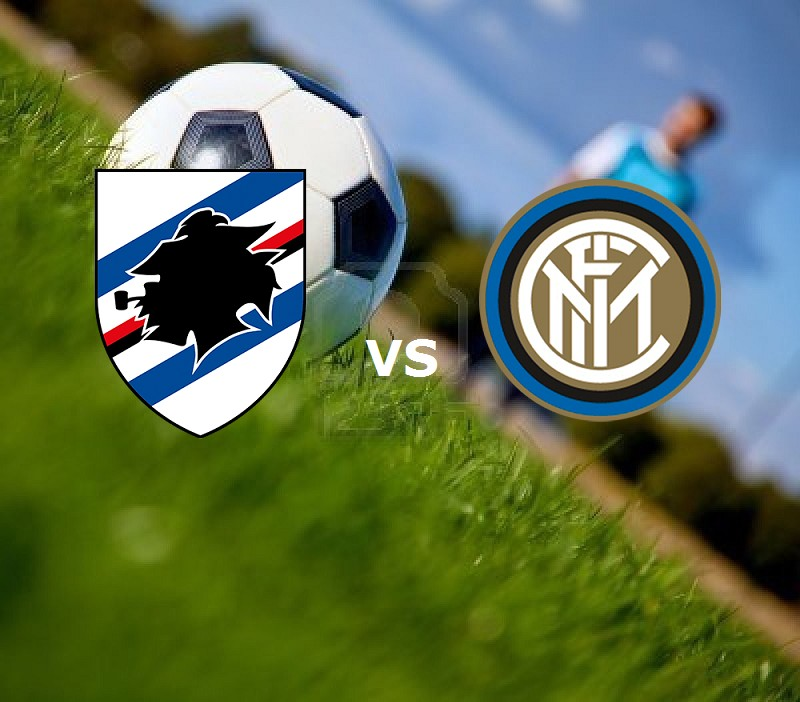Sampdoria Inter streaming. Siti web, lin