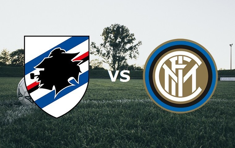 Sampdoria Inter streaming live gratis di