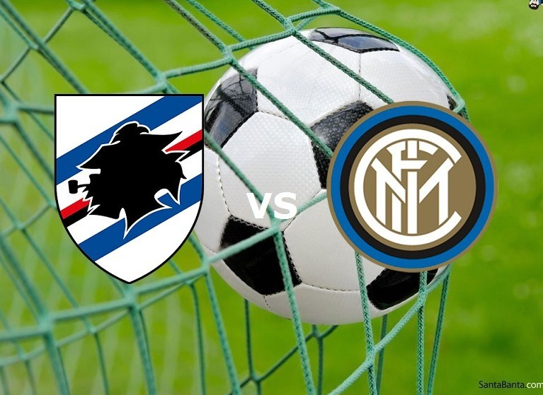 Sampdoria Inter streaming live gratis. D