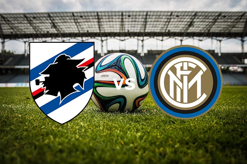 Sampdoria Inter streaming gratis per ved