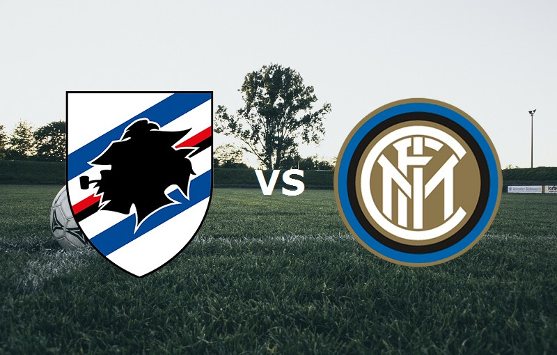 Sampdoria Inter streaming (IN AGGIORNAME