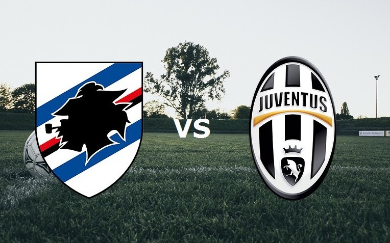 Sampdoria Juventus streaming oggi live g