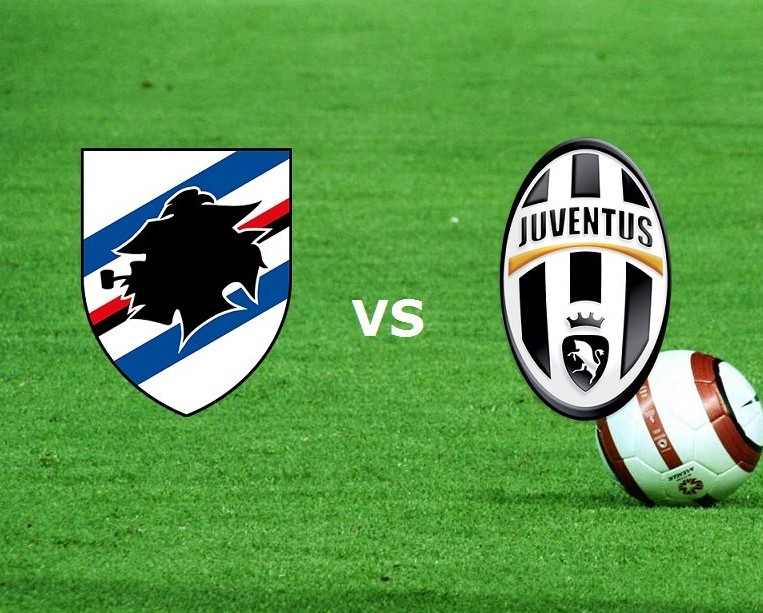 Sampdoria Juventus streaming gratis live