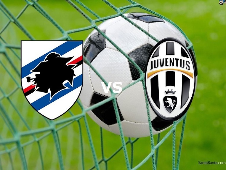 Sampdoria Juventus streaming gratis dire