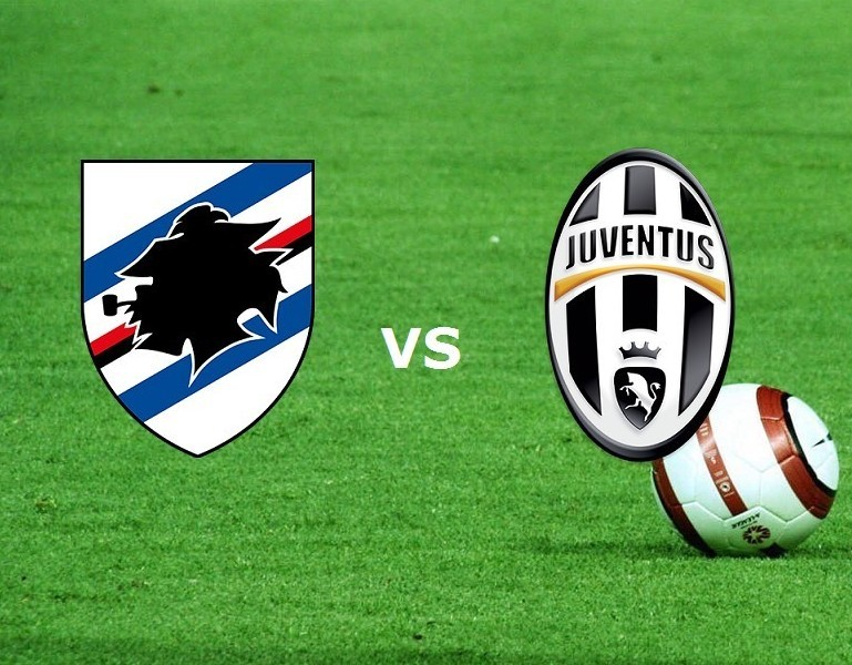 Sampdoria Juventus streaming oggi come v