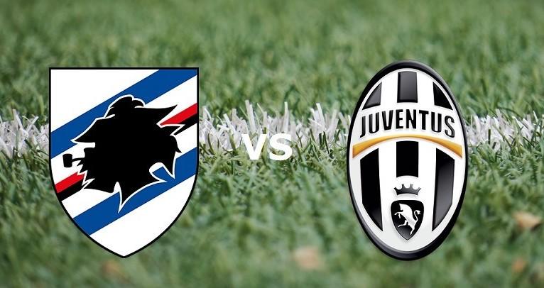 Sampdoria Juventus gratis diretta live s