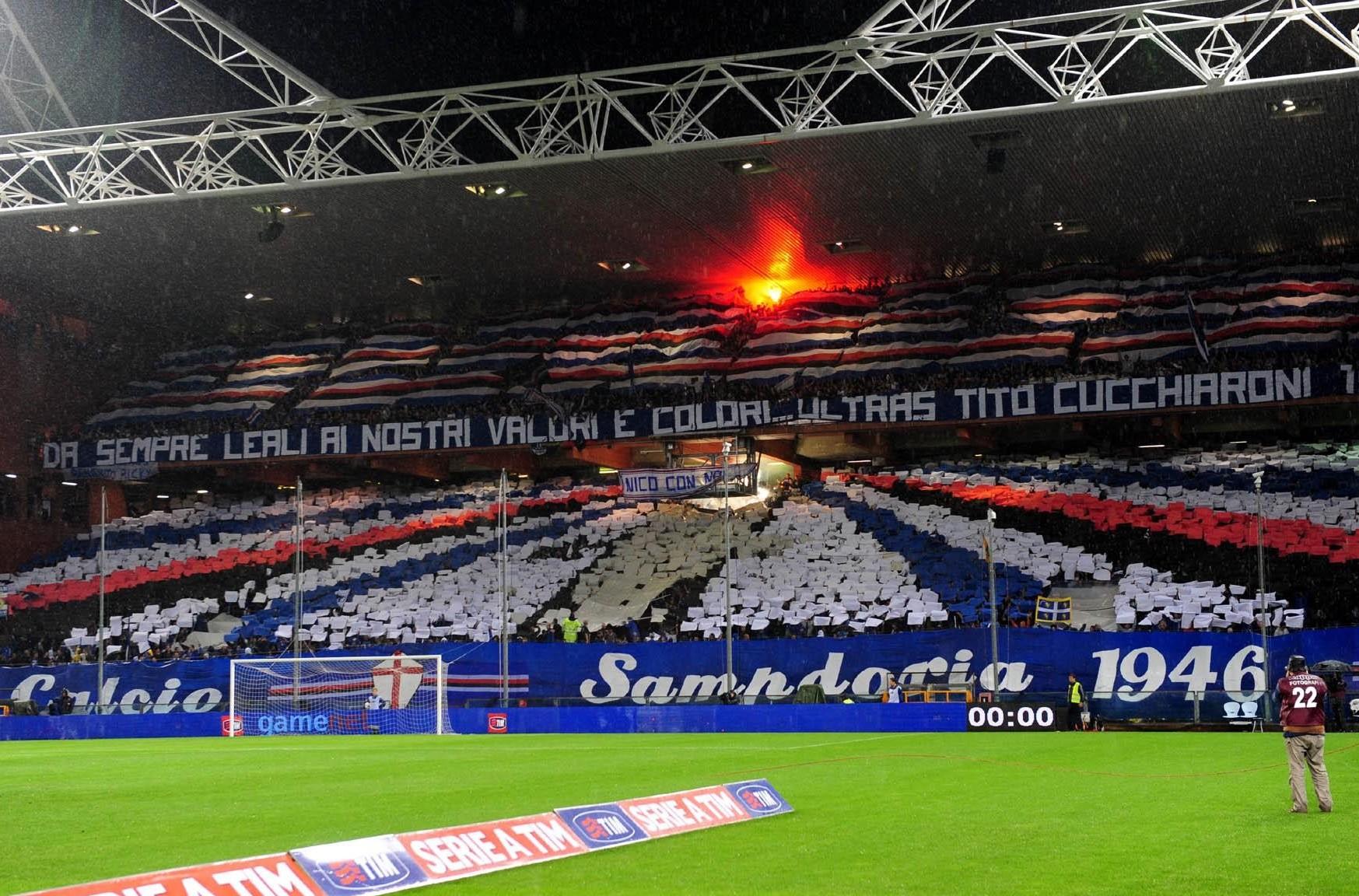 Lazio Sampdoria streaming in diretta