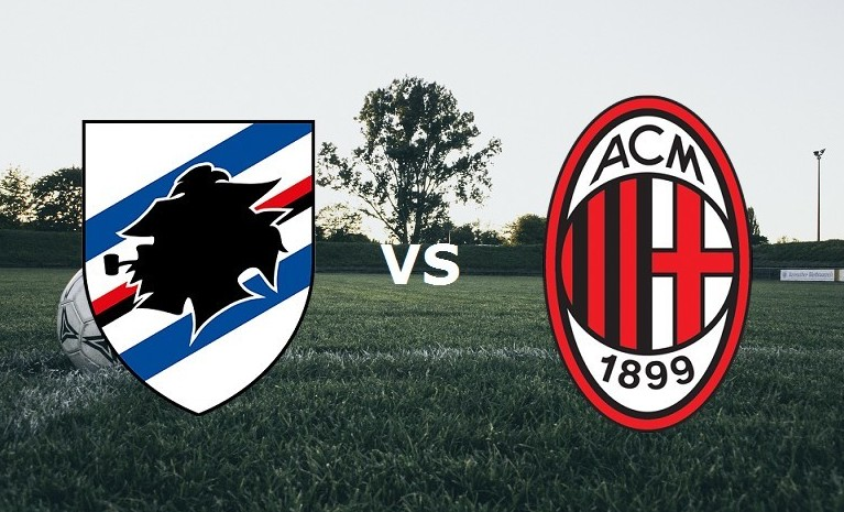 Sampdoria Milan streaming gratis su siti