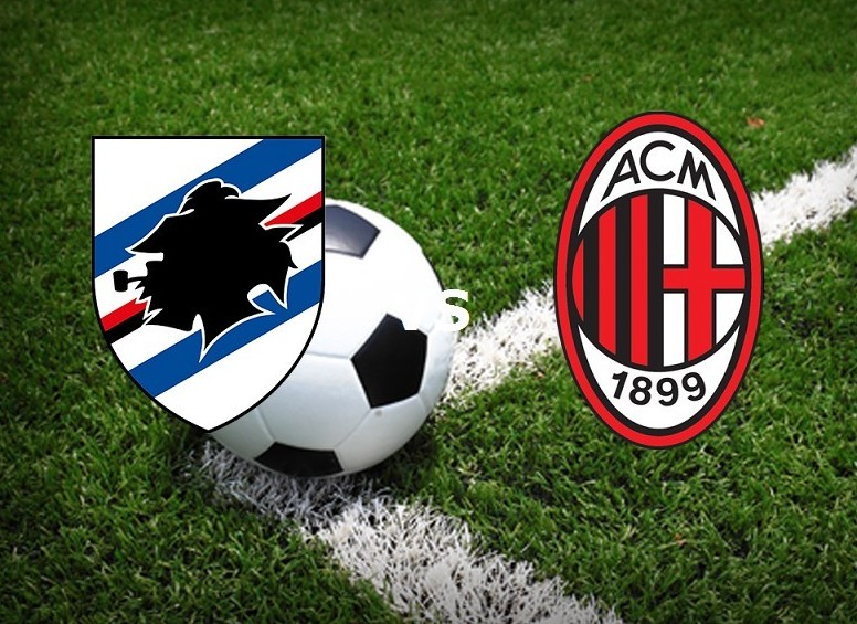 Sampdoria Milan streaming gratis live di