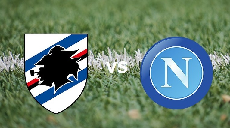 Sampdoria Napoli streaming gratis live d