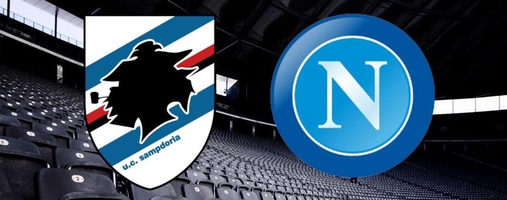 Sampdoria Napoli streaming senza abbonam