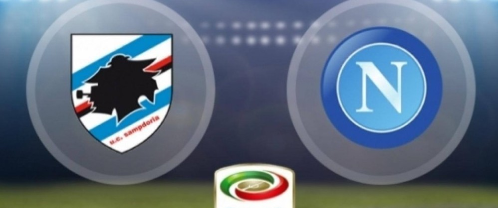 Sampdoria Napoli streaming su link, siti