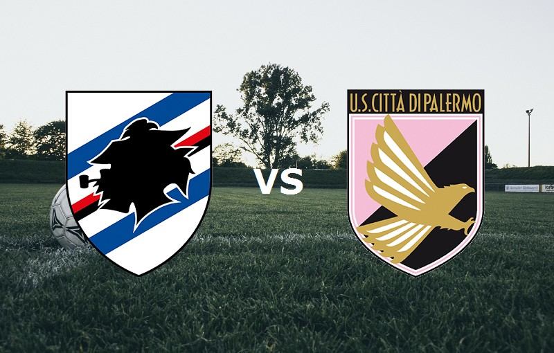 Sampdoria Palermo streaming live gratis