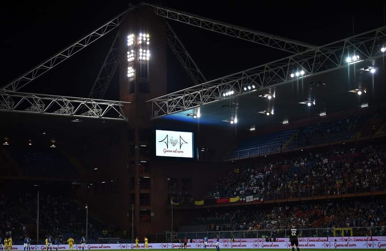 Sampdoria Roma streaming in diretta