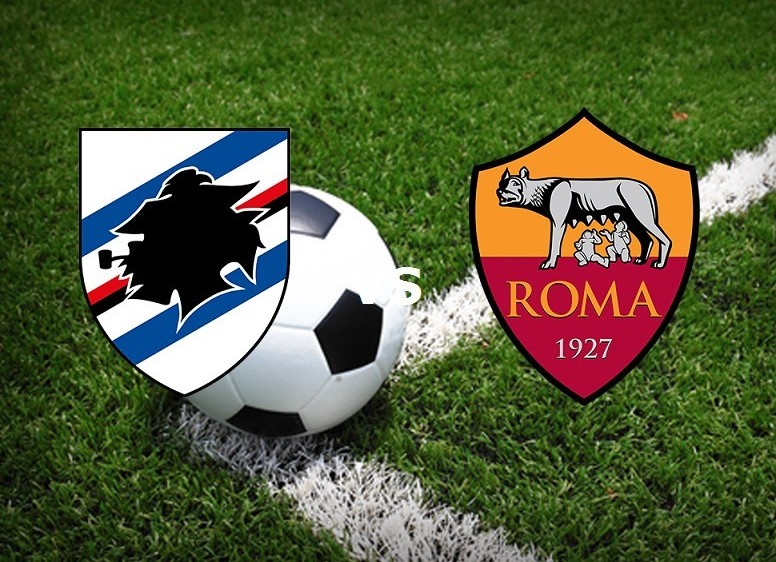 Sampdoria Roma streaming per vedere anti