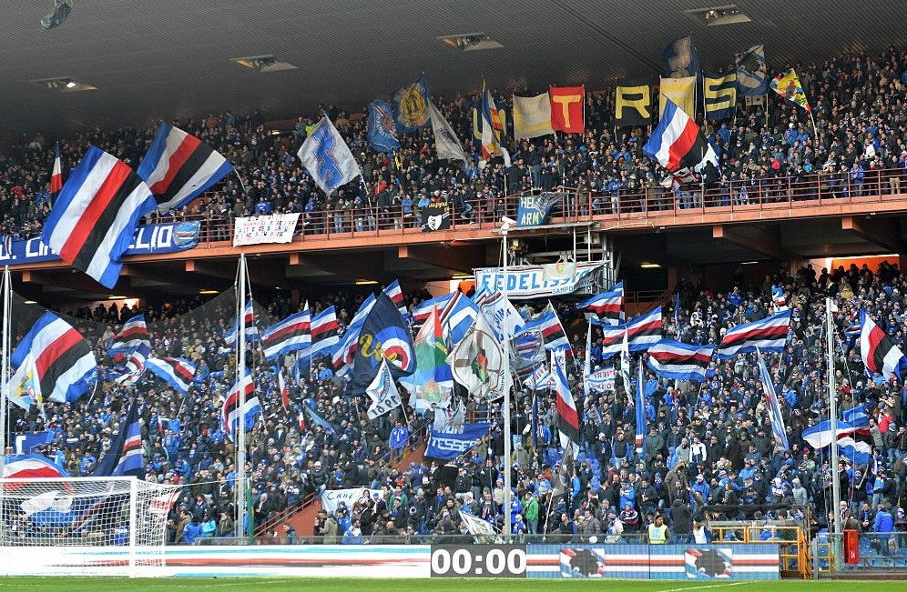 Sampdoria Roma streaming gratis su link,