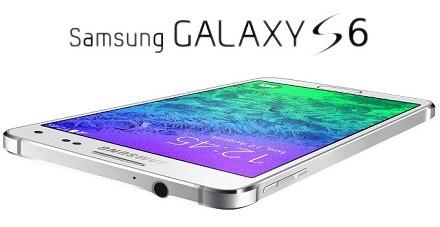 Samsung Galaxy S6: grafica, design, cara