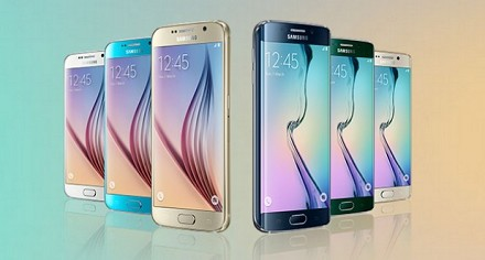 Samsung Galaxy S6: Wind, Vodafone, Tim,
