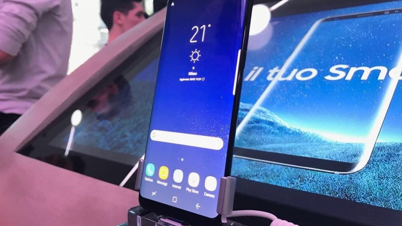 Samsung Galaxy S8: prezzi migliori siti