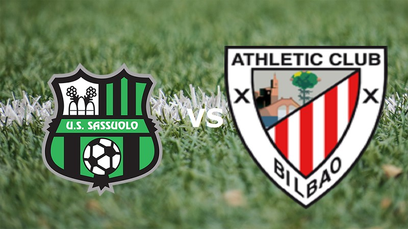 Sassuolo Athletic Bilbao streaming grati