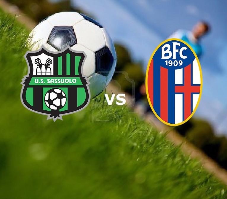Sassuolo Bologna streaming su link, siti