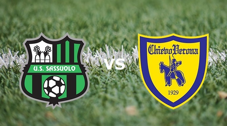 Sassuolo Chievo streaming live gratis. V