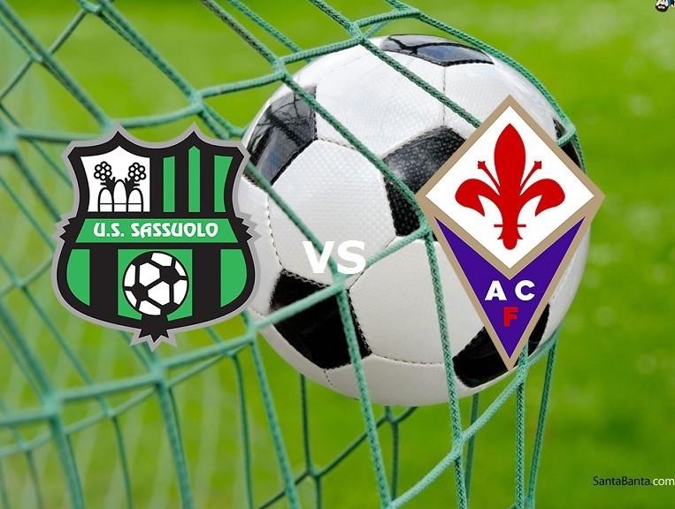 Sassuolo Fiorentina streaming in diretta