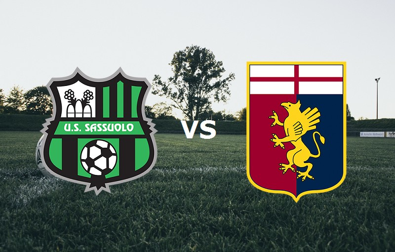 Sassuolo Genoa streaming gratis live lin