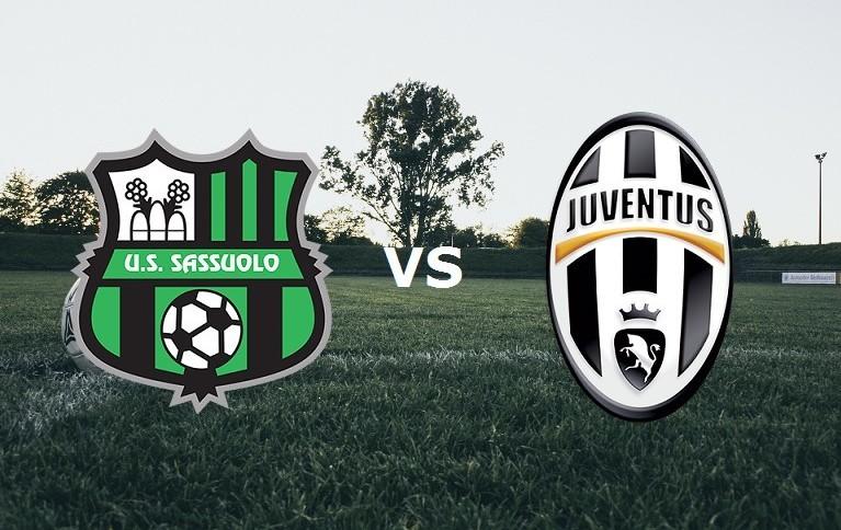 Sassuolo Juventus streaming gratis live