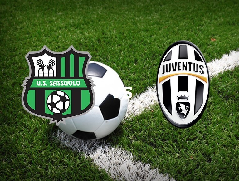 Sassuolo Juventus streaming. Vedere