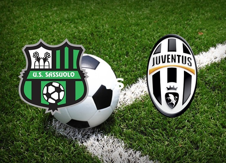 Sassuolo Juventus streaming live gratis